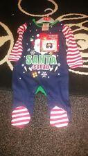 Bebé Navidad Pelele-bebé crezca Talla 3-6 meses