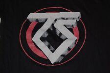 TWISTED SISTER Bad Boys of Summer 1980 Vintage Concert T-Shirt Dee Snider