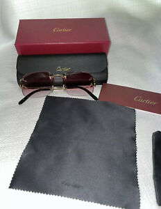 Cartier Men Sunglasses