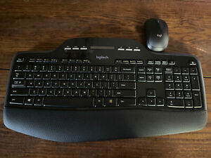 Logitech MK710 Wireless Combo MK710 Keyboard & M220 Silent Mouse