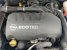 Motor komplett mit Injektoren und Turbo 1,3 CDTI Z13DTH Opel Astra H 159Tkm