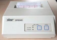 Star DP8340 dos colores impresora matricial, para el uso del vehículo (12 V)