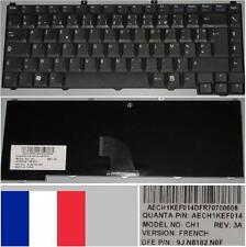 Clavier Azerty Français NEC VERSA E3100 E6200 CH1 9J.N8182.N0F, AECH1KEF014 NOIR