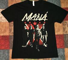 Mana Latin Rock Pop Band T-Shirt Adult Size Medium