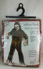 Halloween Scary PMG Costumes Boys Rotten Flesh Child XL Extra Lage Size 12-14