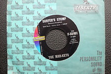 """7"""" The Mar-Kets - Surfer's Stomp - US Liberty"""