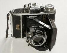 Zeiss Ikon Super Ikonta 531 camera 6x4.5 Carl ZeissTessar 3.5/7.5mm CLA'D