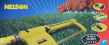 Garden Sprinkler Nelson 3600FWE Oscillator Lawn Grass Watering and Border Plants