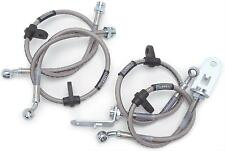 RUSSELL 2006-2011 HONDA CIVIC SI 2.0L STAINLESS STEEL SS BRAKE LINES LINE KIT