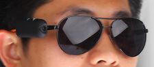 1080P HD Spy Sunglasses Hidden sports video camcorder mini DV Wearable camera