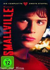 SMALLVILLE, Staffel 2 (Tom Welling), 6 DVDs NEU+OVP