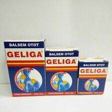 GELIGA MUSCULAR BALM REPEATED HEAT (MUSCLE PAIN RELIEF) 10 GR / 20 GR / 40 GR