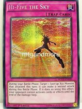 Yu-Gi-Oh - 1x Hi-Five the Sky-wsup-World superestrellas-Secret Rare