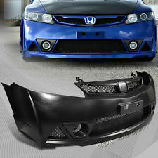 For 2006-2011 Honda Civic Sedan 4 DR RR Style Polyurethane Front Bumper Body Kit