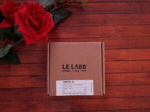Le Labo Santal 33 Eau De Parfum EDP 3.4 FL.OZ./100 ml Unisex New in Box Sale