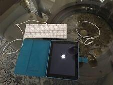 Apple iPad 2 64GB, Wi-Fi + Cellular (AT&T), 9.7in - Black (MC775LL/A) iOS 6.1.3