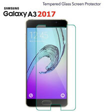 New Tempered Glass Screen Protector Protective Glass For Samsung Galaxy A3 2017