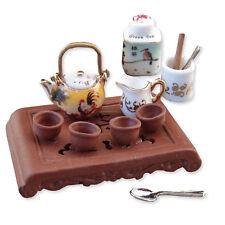 Reutter Porzellan Holz Küchentisch leer / KitchenTable Empty Puppenstube 1 12