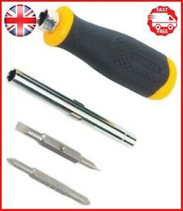 Stanley Carded 6 Way Screwdriver 0 68 012
