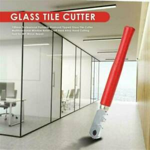 135mm Professional Diamond Tipped Glass Watt Cutter for Hand DIY Cutting Tools
