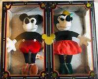 MICKEY & MINNIE MOUSE Doll Set Charlotte Clark LE Reproductions MIB 2018 Disney