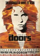 27/4/91 Pgn64 Advert: On Screens Now An Oliver Stone Flim the Doors 15x11