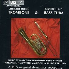 Marcello / Hindemith - Sonata for Tuba & Piano [New CD]