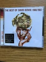David Bowie ‎– The Best Of David Bowie 1980 / 1987 EMI Germany CD DVD Combi MINT