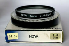 Hoya 52mm Star 8 filter in case and box