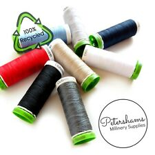 100% Recycled Sew-All Polyester rPET Eco Gutermann Thread 100m (109 yards)