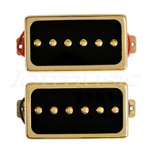Single Coil Pickups Bridge and Neck for Electric Guitar Parts Replacement