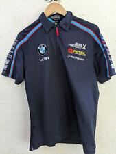 2018 BTCC British Touring Car WSR BMW Collard Turkington Jordan Team Polo Shirt