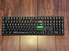 Ducky One 2 RGB Razer Edition Orange Mechanical Switch Keyboard Limited Edition