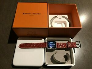Apple Watch Series 3 42mm Hermes Stainless Steel Case GPS & Cellular