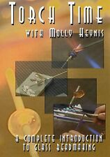 TORCH TIME with Molly Heynis/An Introduction to Glass Beadmaking (DVD)