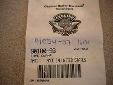 NOS Harley Davidson OEM Clamp Tape 90180-93