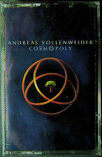 Andreas Vollenweider--Cosmopoly (Cassette, 1999, Sony) NEW