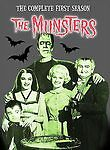 THE MUNSTERS - The Complete First Season NEW SEALED (2004, 3-Disc DVD Set)