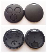 Auto Schlüssel Gehäuse f. Smart 450 Funk Fernbedienung Zündschlüssel 3 Tasten