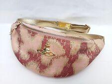 authentic vivienne westwood limited  edition waist bag ( super sale )