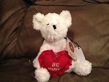 Boyds Bears Retired Valentine's Bear - Bear Kisses
