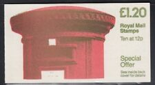 GREAT BRITAIN Pillar Box £1.20 MNH booklet