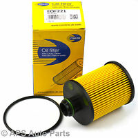 Saab 93 1.9 TTiD 2007>Onwards 130HP 180HP EOF221 Engine Oil Filter