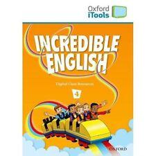 Incredible English: 4: iTools CD-ROM, , New Book