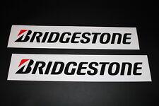 Bridgestone neumáticos tire PNEU Pegatina Sticker Adhesivo decal logotipo en letras xxl1