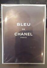 NEW Bleu De Chanel Eau de Toilette  3.4oz 100ml Cologne Fragrance SEALED