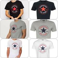 Converse All Star Crew Neck Short Sleeve T-Shirt for Men's!! with free postage!!