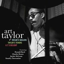 Art Taylor - Taylor's Wailers / Taylor's Tenors / A.T.'s [New CD] Spain - Import