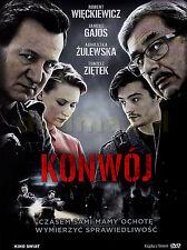 Konwój DVD Polski Film Szybka Wysylka Z PL Konwoj