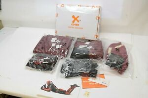 NEW Open Box XCoser Deadpool Cosplay Complete Costume Size XXXL 3XL